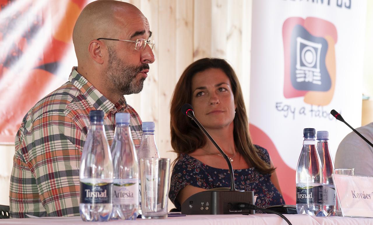 Varga Judit: Mi vagyunk a keménymag, akik vagányan elmondják Európában, hogy gyerekek, ez hülyeség