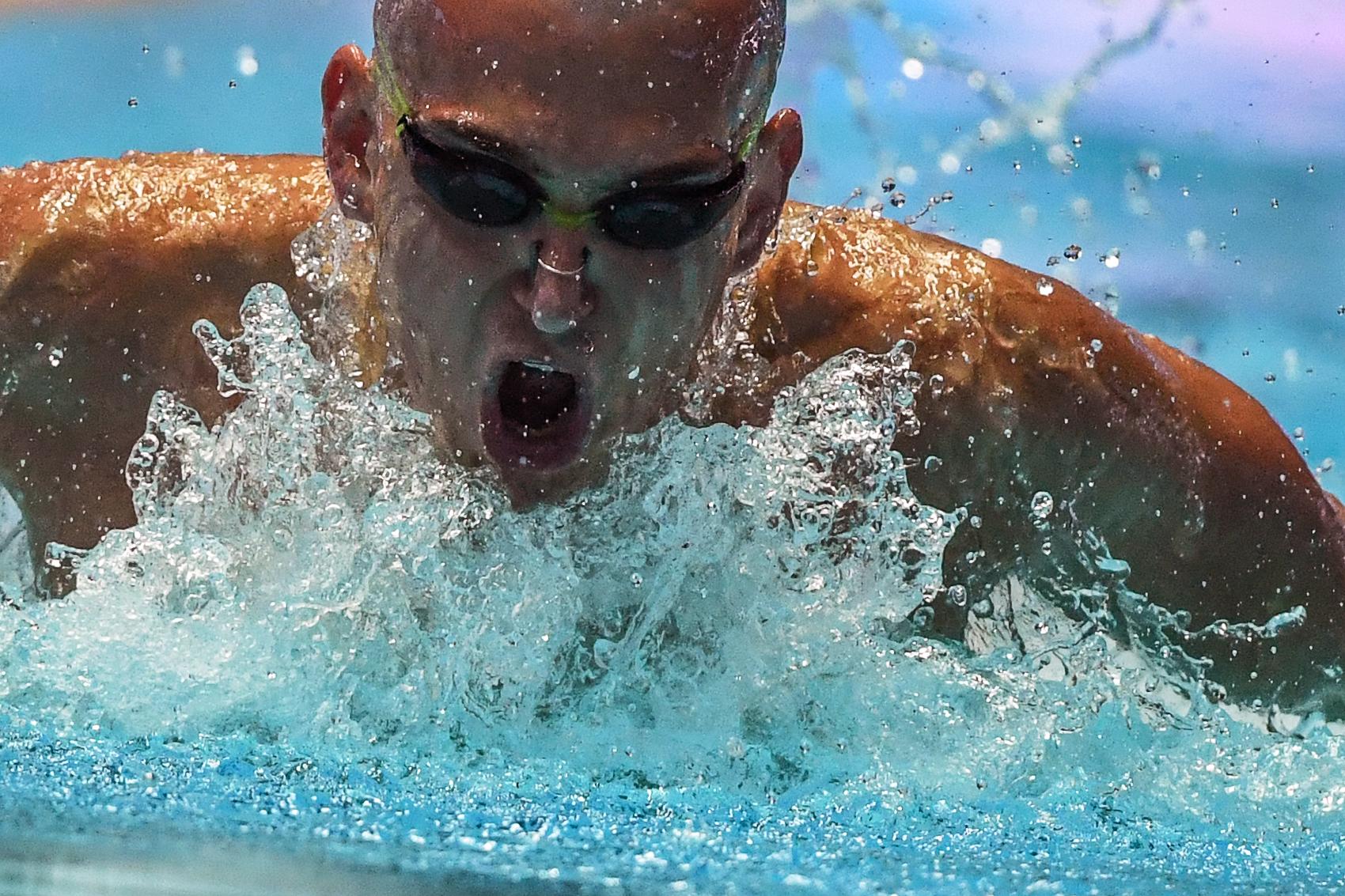 A 33 éves Cseh László érem nélkül maradt kilencedik világbajnokságán