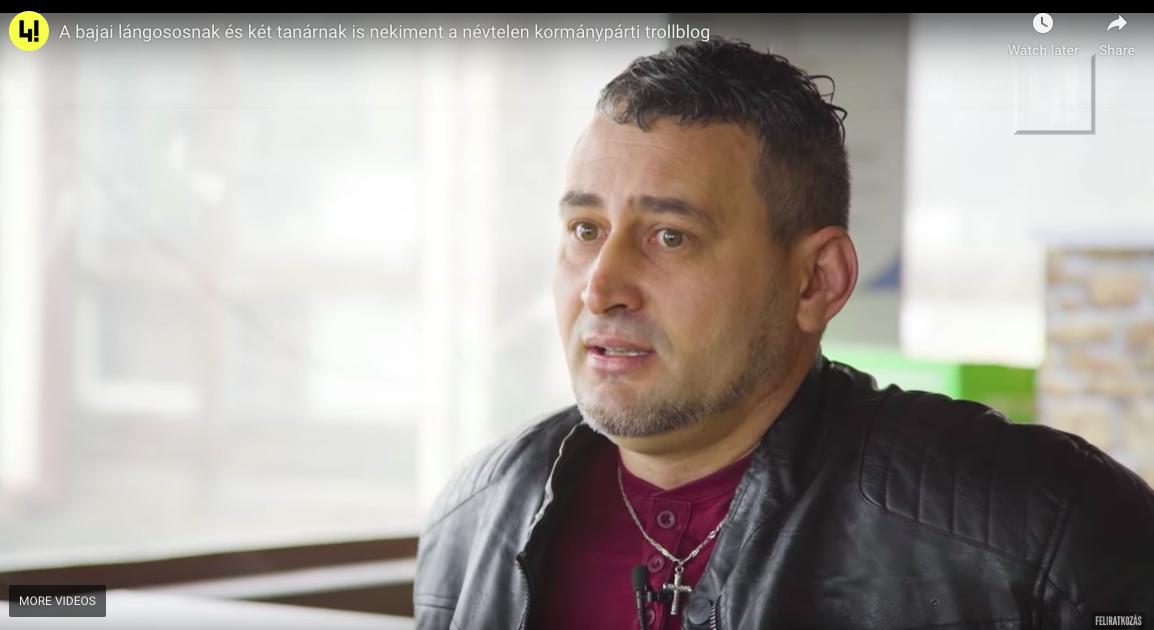 Az ellenzéki  bajai lángosos kirakta a netre a beszélgetést, amivel a Fidesz megpróbálta rávenni, hogy induljon el a polgármesteri címért az ellenzéki jelölttel szemben