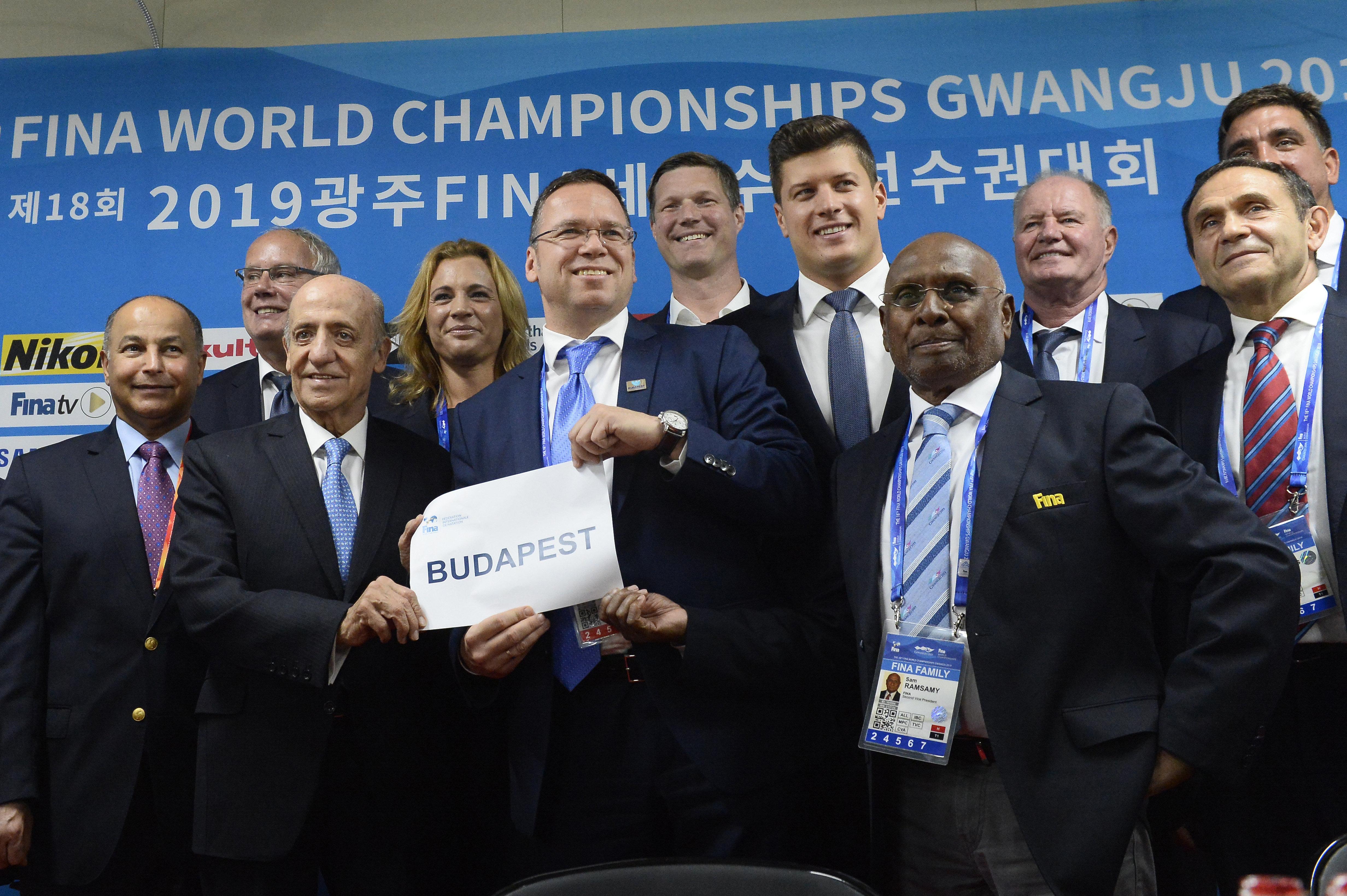 A most véget ért dél-koreai vizes világbajnokság feleannyiból kijött, mint a budapesti