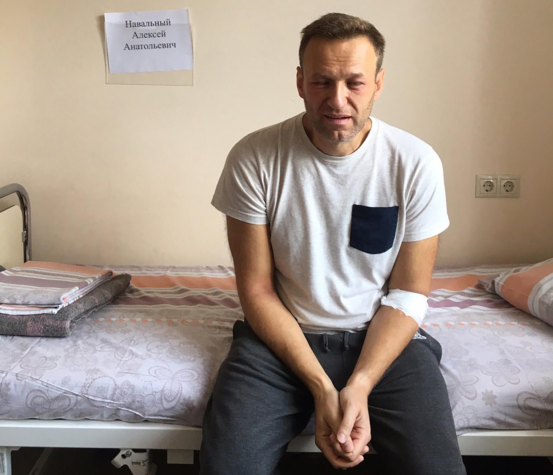Navalnij szerint Oroszországban börtönbe akarják zárni