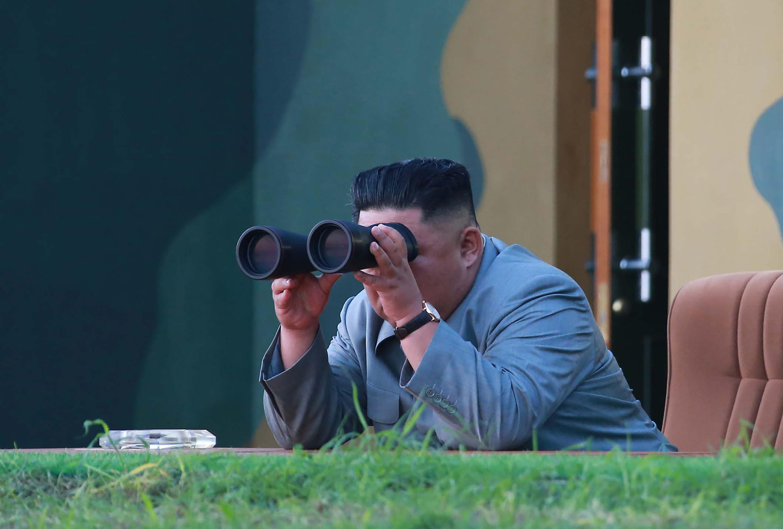 A Legfőbb Vezető meg volt elégedve az új észak-koreai rakétákkal