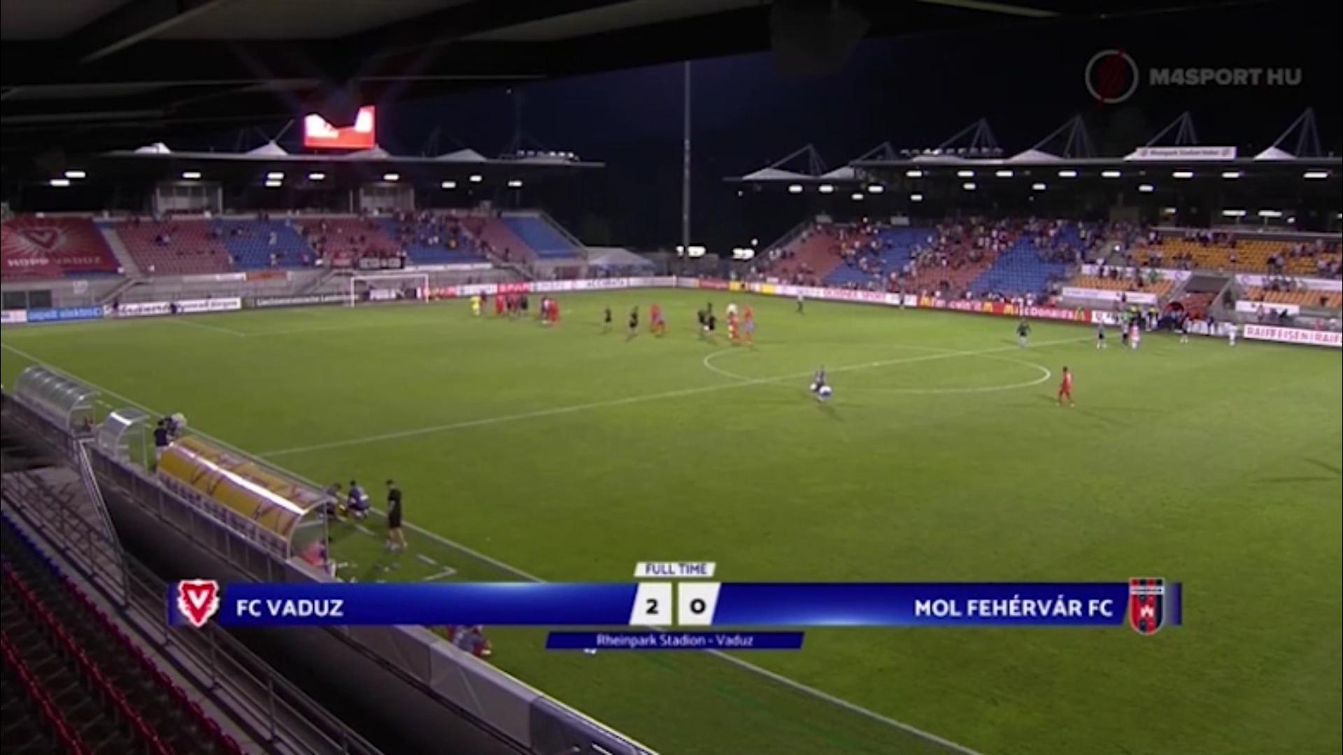A székesfehári fociklubnál úgy látják, hogy a működésük már elérte a Bundesliga szintjét