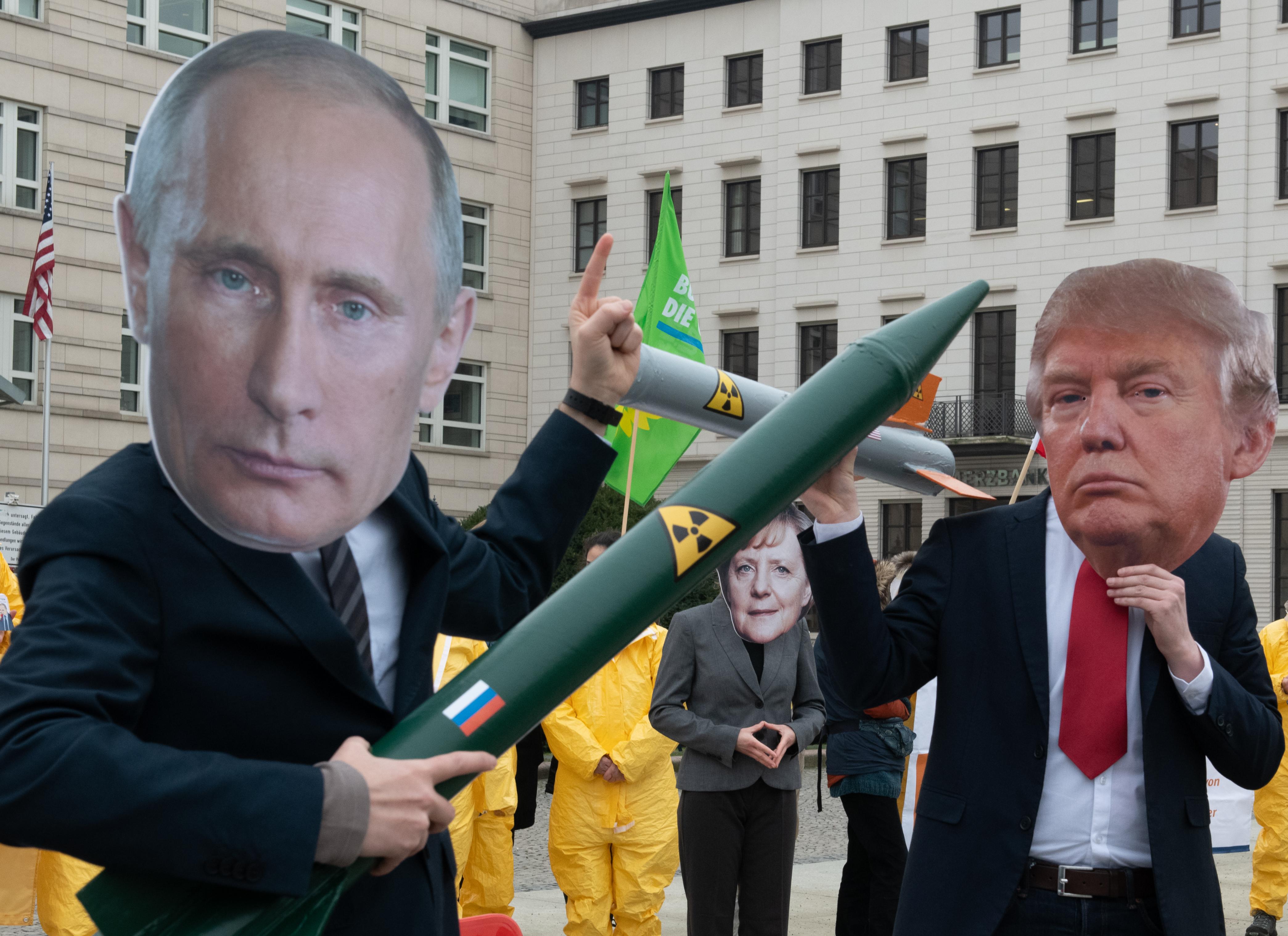 Trump új védelmi minisztere közepes hatótávolságú rakétákat telepítene Ázsiába