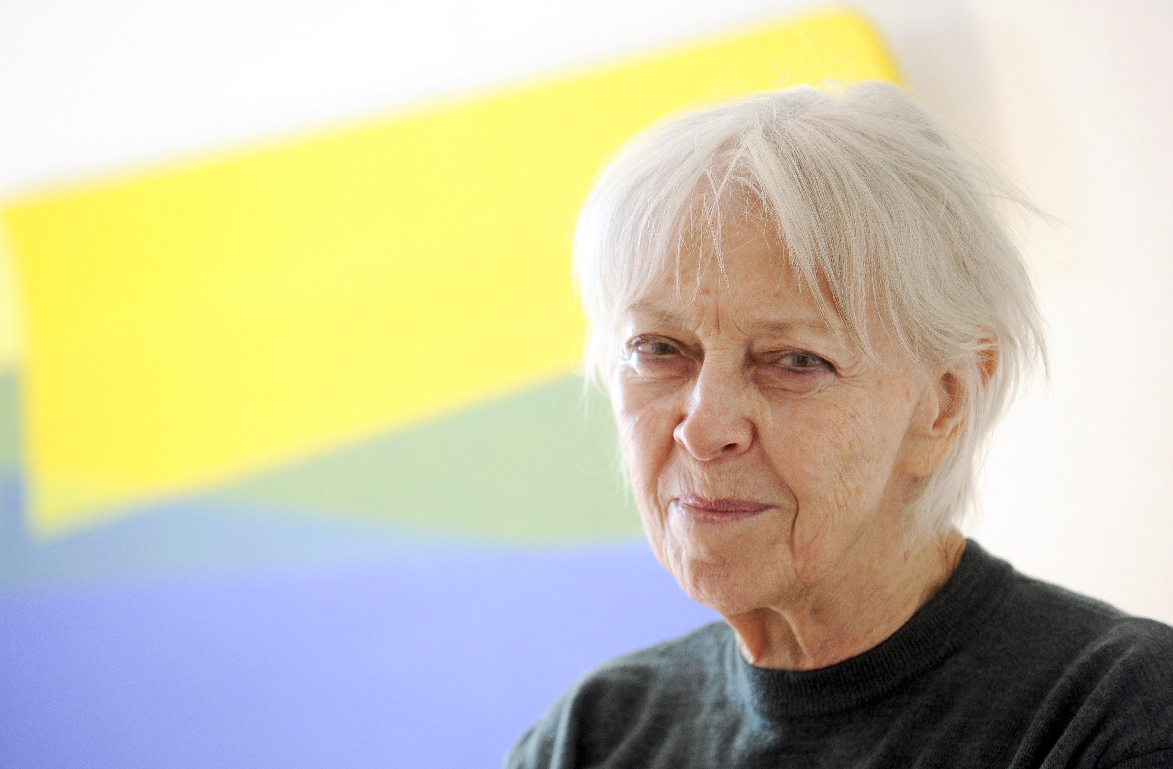 Szenzáció: Maurer Dórának önálló kiállítása nyílik a Tate-ben
