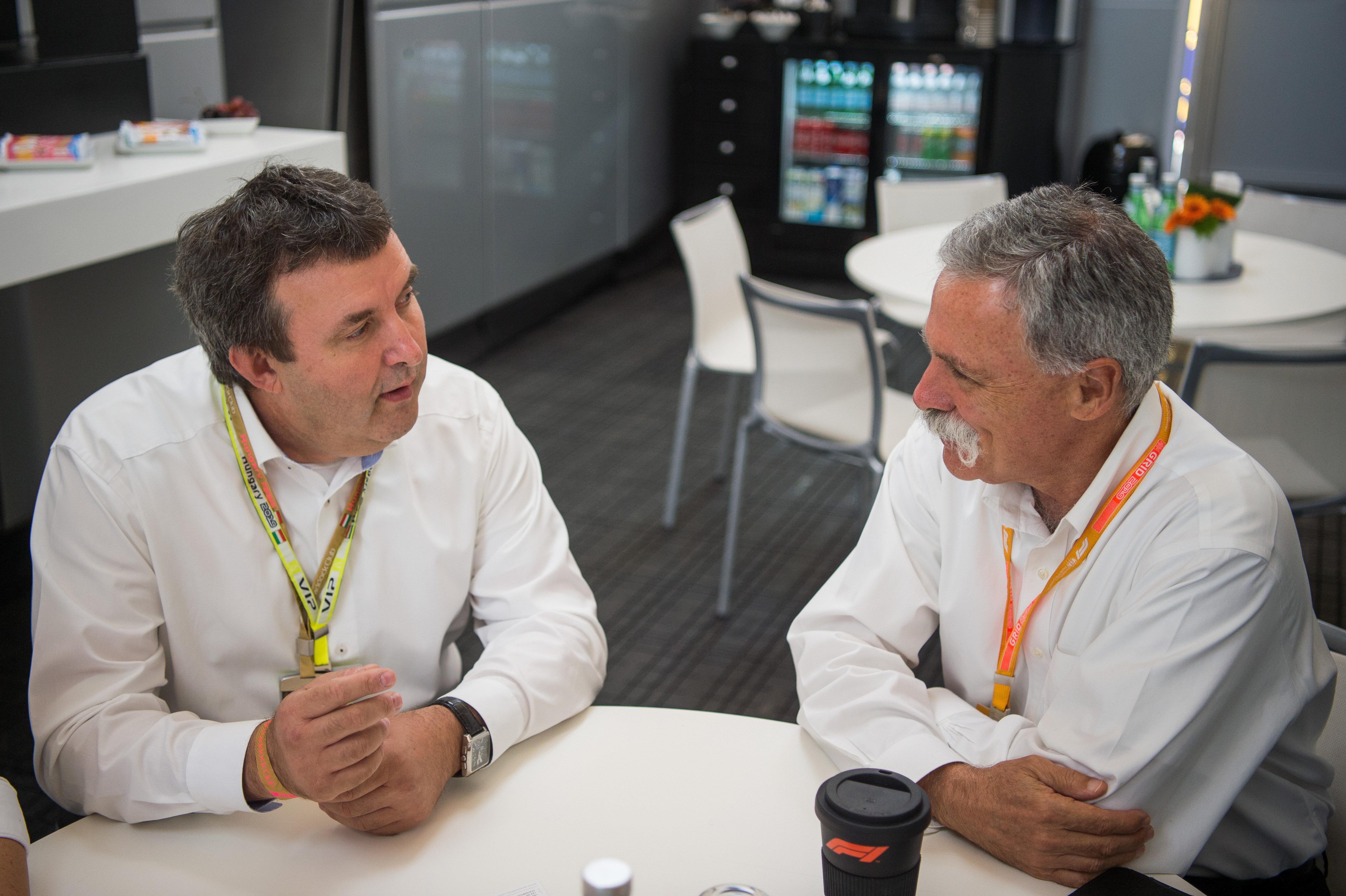 Palkovics további fejlesztéseket ígért a Hungaroringnek