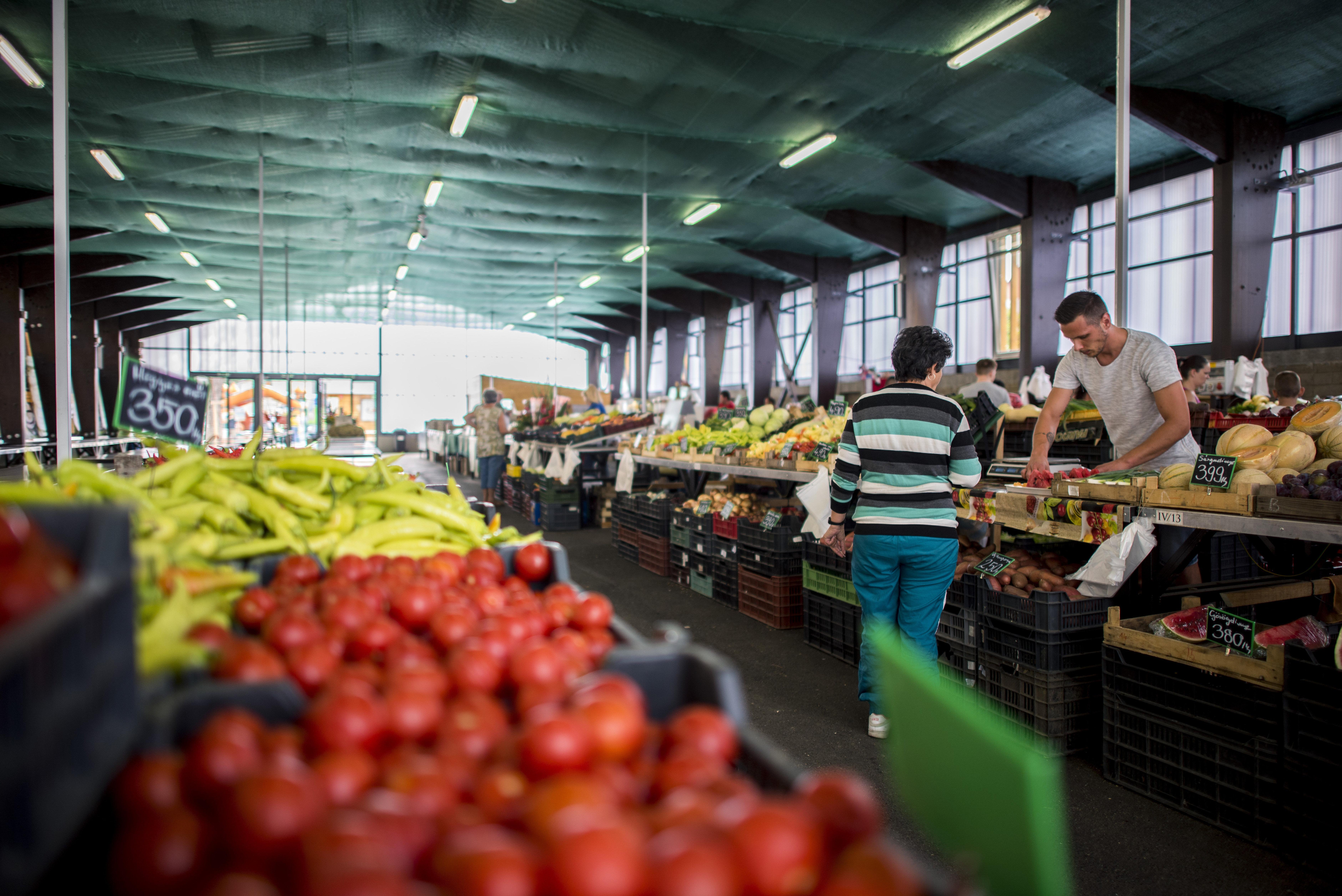 A Magyar Nemzet arról ír, hogy brutálisan megnőtt a zöldségek ára