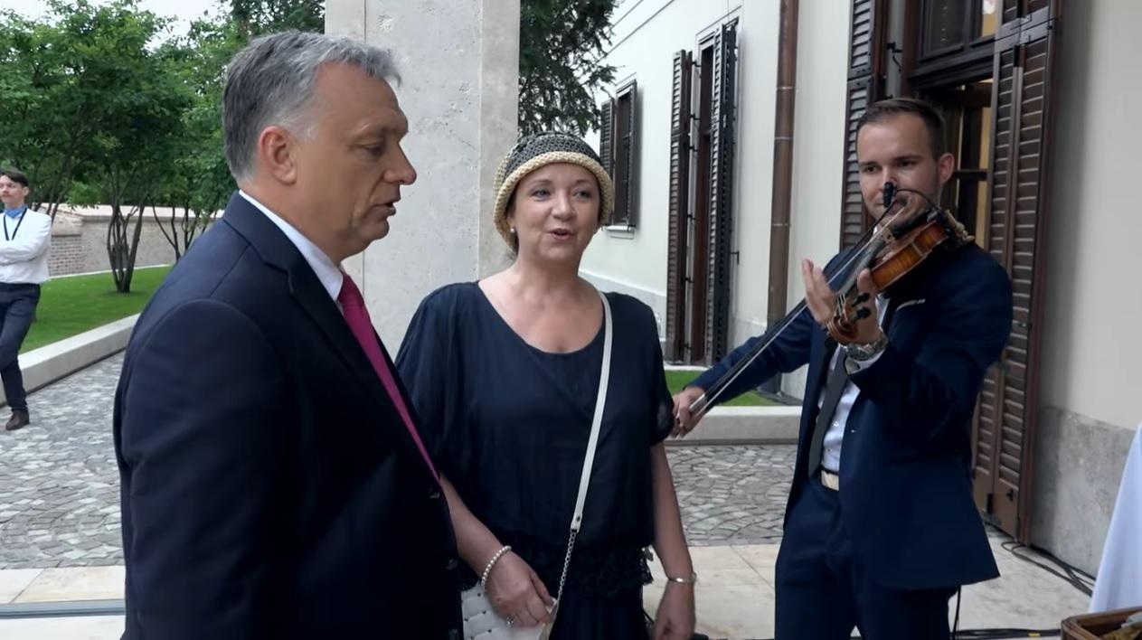 Orbán terasza lett Budapest új partihelyszíne