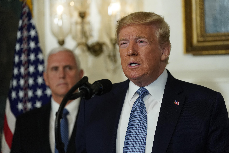 Trump szerint az Egyesült Államoknak el kell ítélnie a rasszizmust és a fehér felsőbbrendűséget