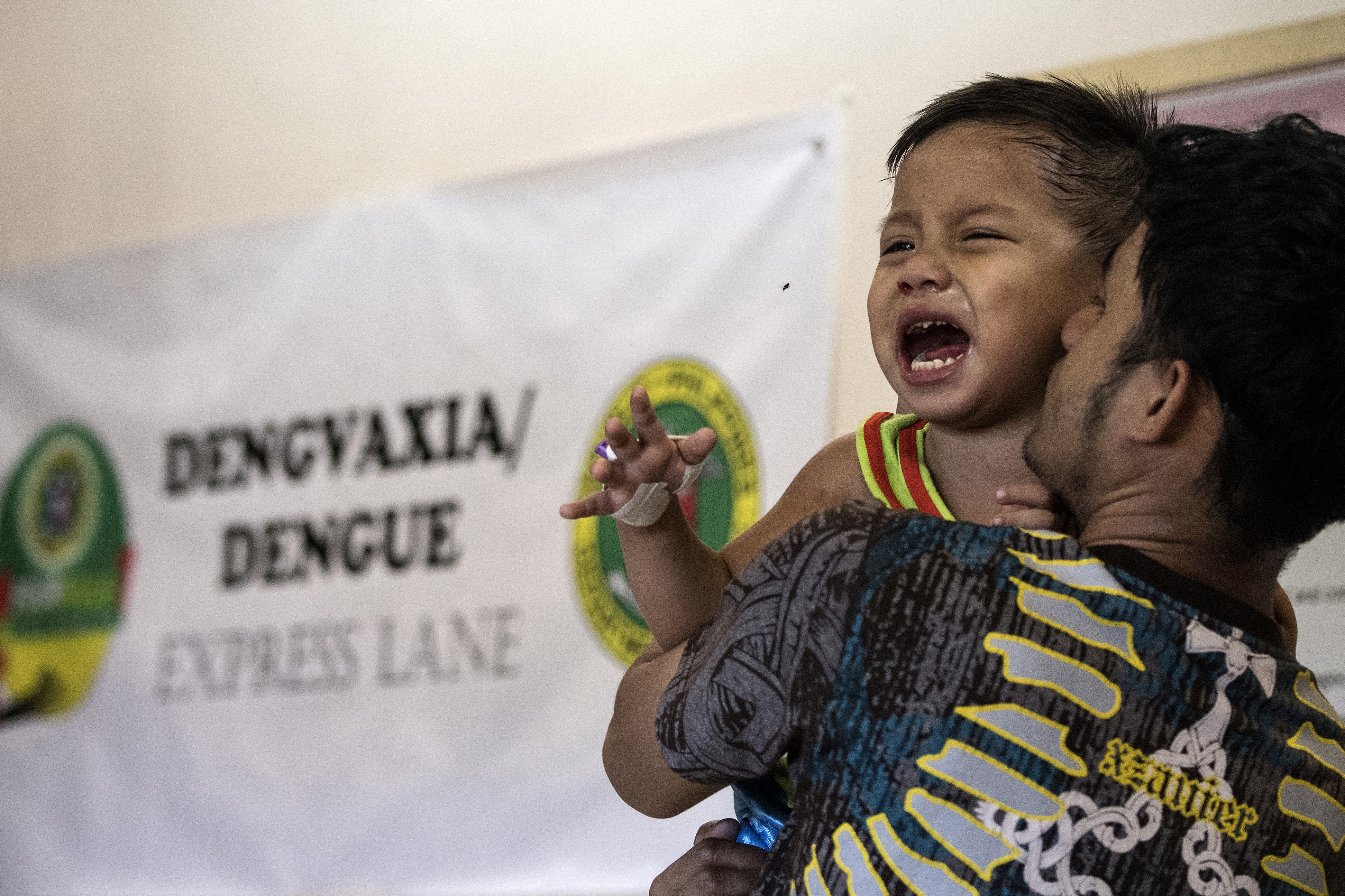 Idén már legalább 622 ember meghalt dengue-lázban a Fülöp-szigeteken