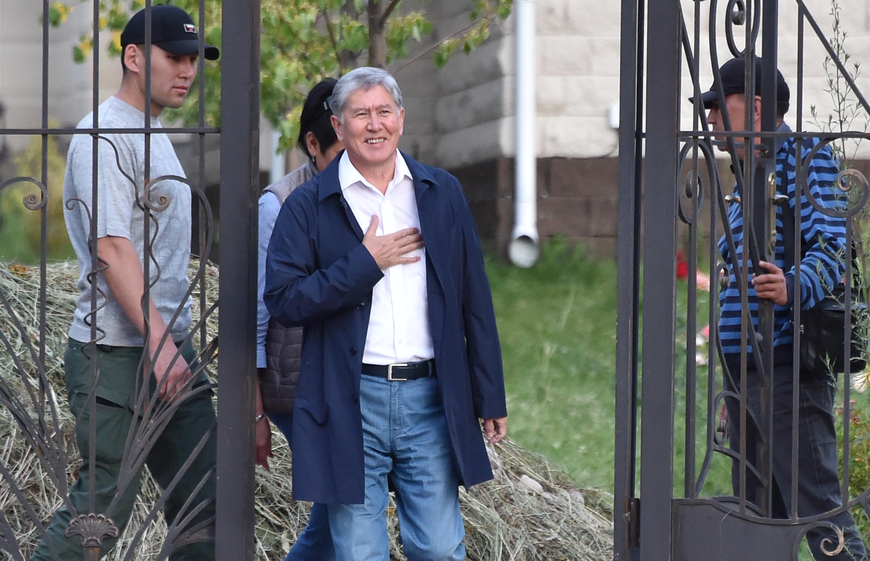 Mégsem biztos, hogy őrizetbe került a volt kirgiz elnök, a hívei folytatják az összecsapásokat a Szpecnazzal