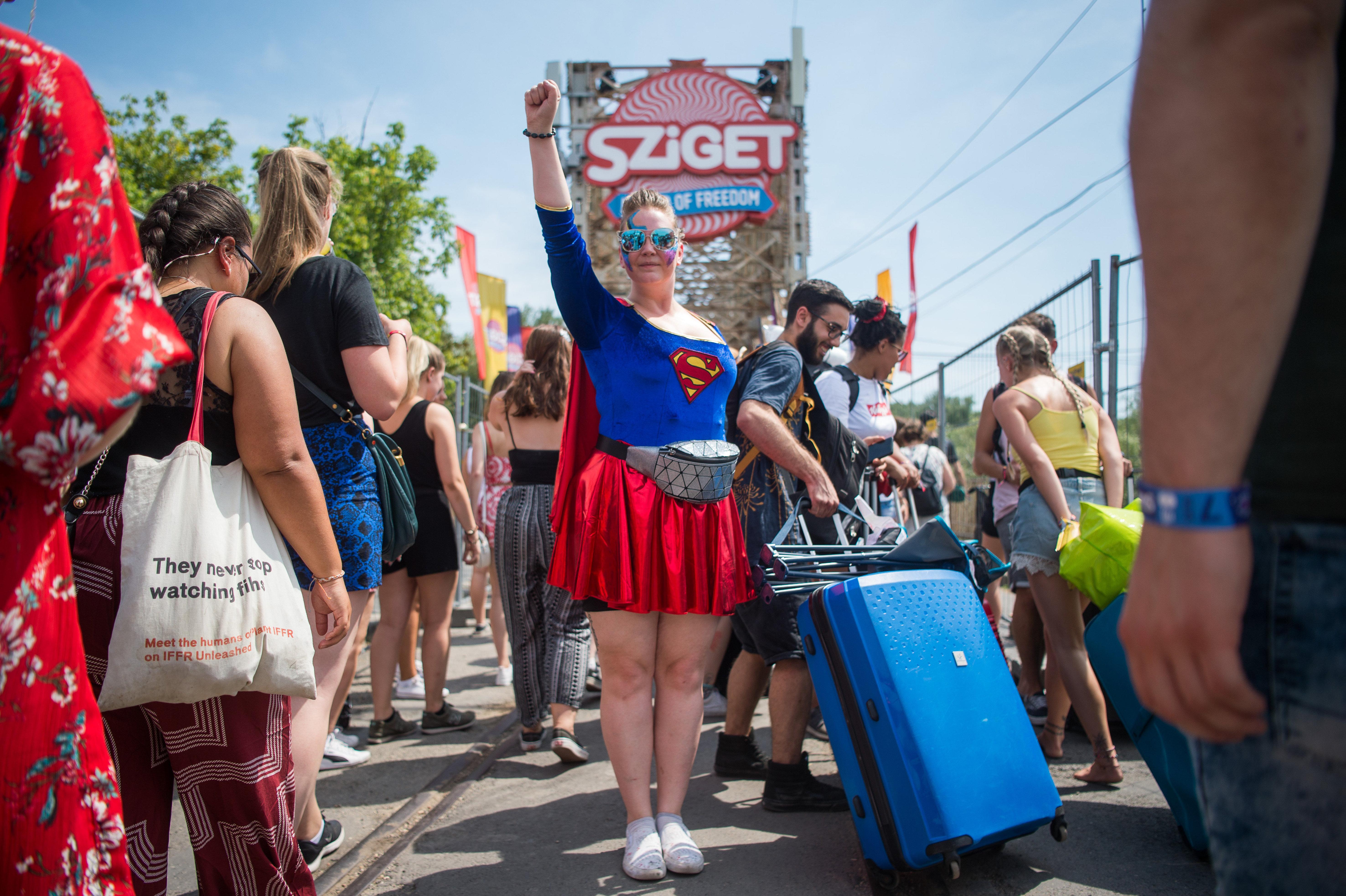 2022-ben már biztosan lesz Sziget Fesztivál