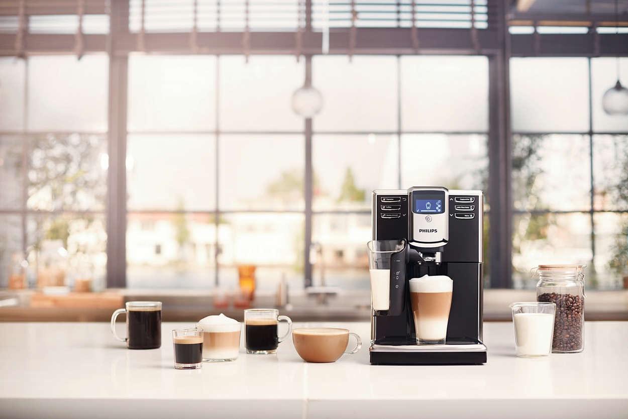 Instant kávéház: Philips, kérem, hozzon egy cappucinót!