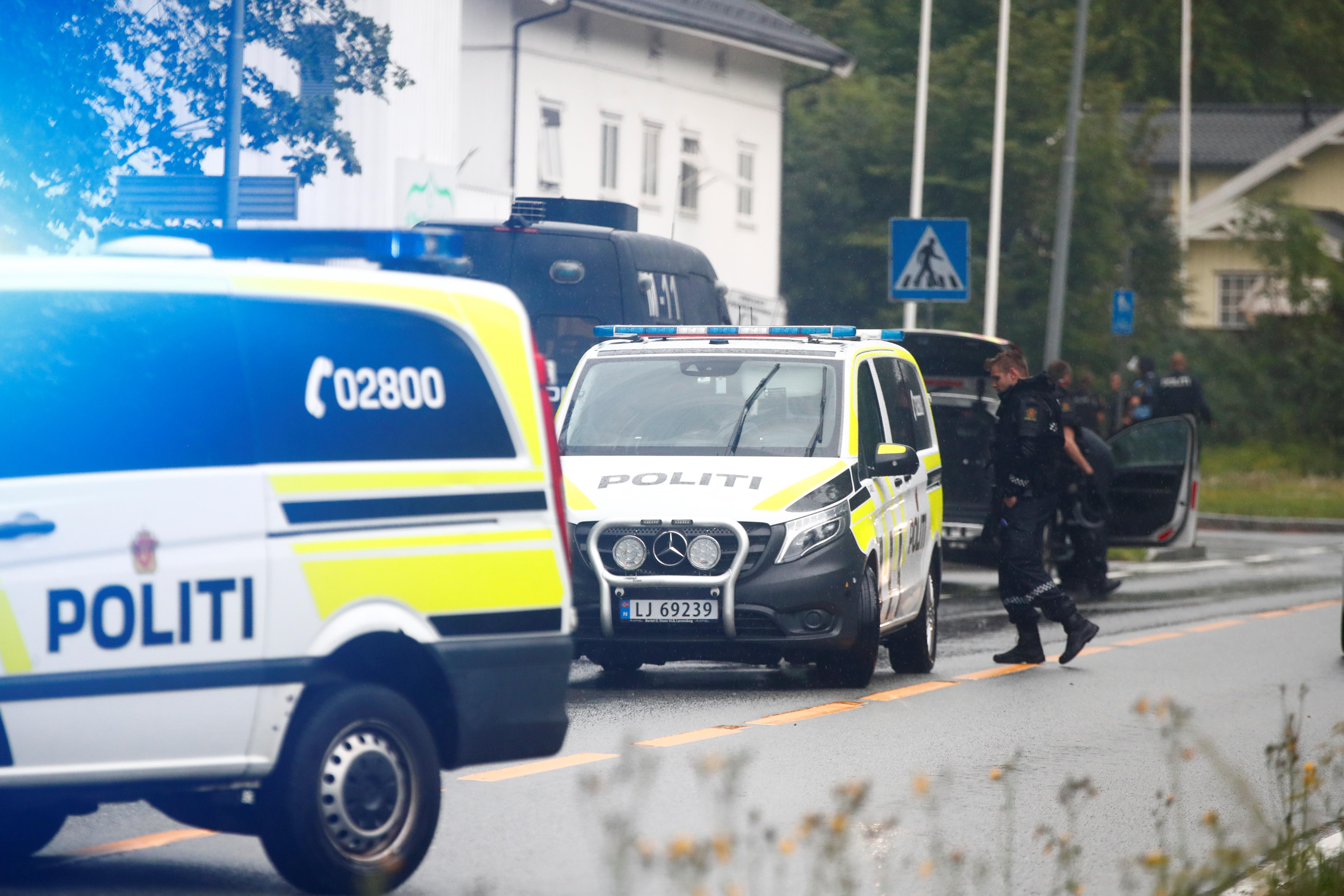 Betört egy mecsetbe és lövöldözni kezdett egy férfi Norvégiában
