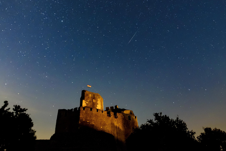 Hétfő éjjel lehet legjobban megfigyelni nálunk a Perseidák meteorrajt