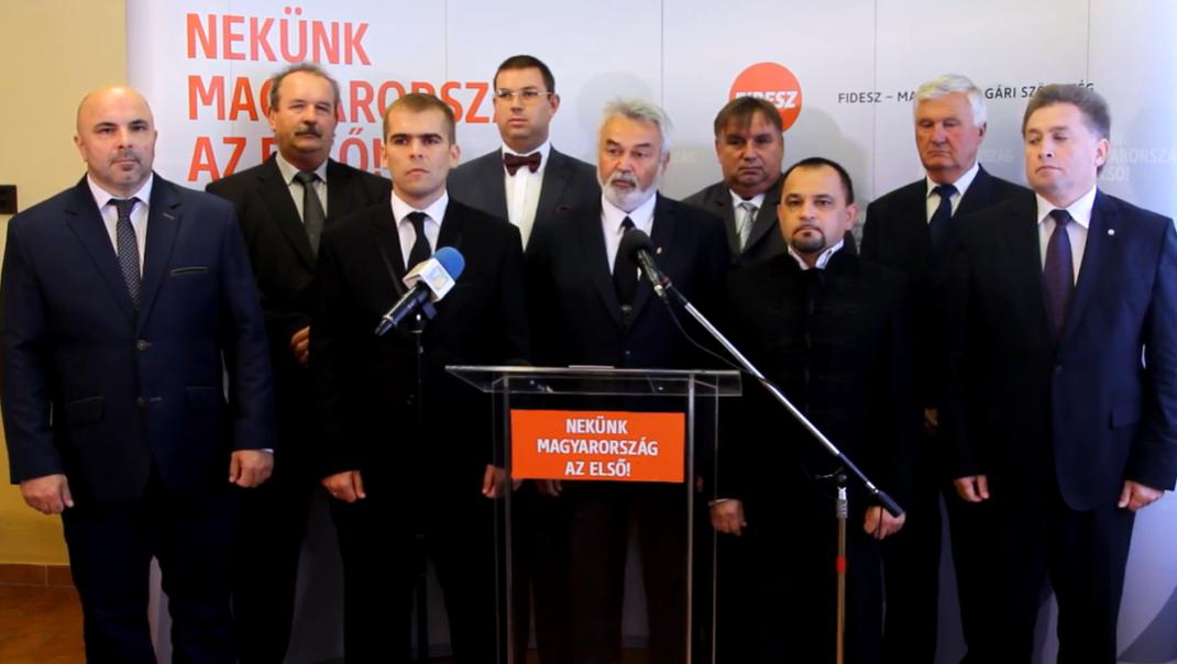 Bemutatkozik a Fiatal Demokraták kiválóan szervezett, kreatív, stratégiai célokban gondolkodó törökszentmiklósi csapata