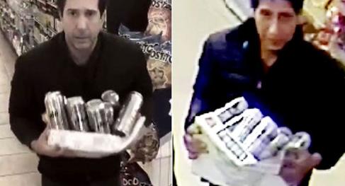 Leültették Nagy-Britannia történetének egyik leghíresebb bűnözőjét, a Jóbarátok Ross Gellerét alakító iráni bankkártyatolvajt