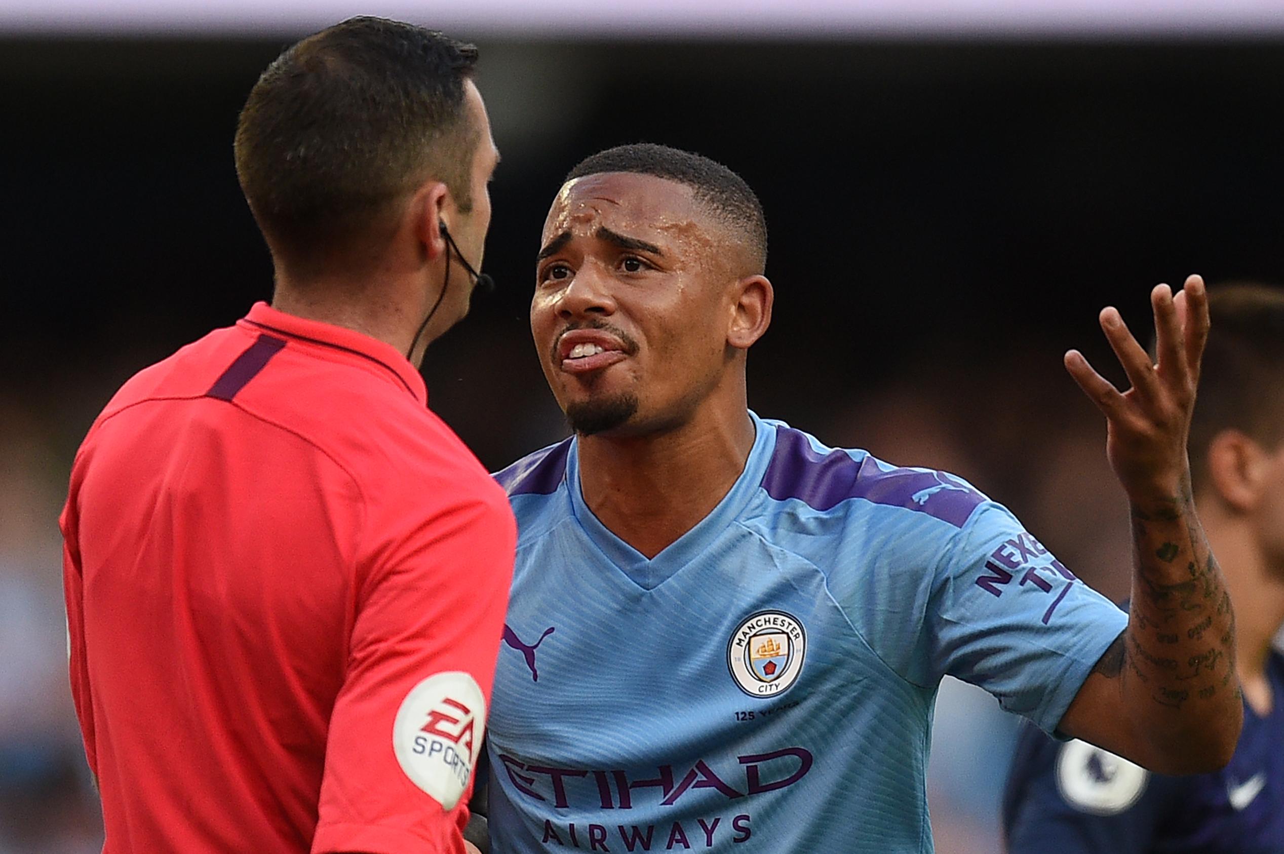 Videóbíró miatt nem nyert az utolsó pillanatban a Manchester City a Tottenham ellen