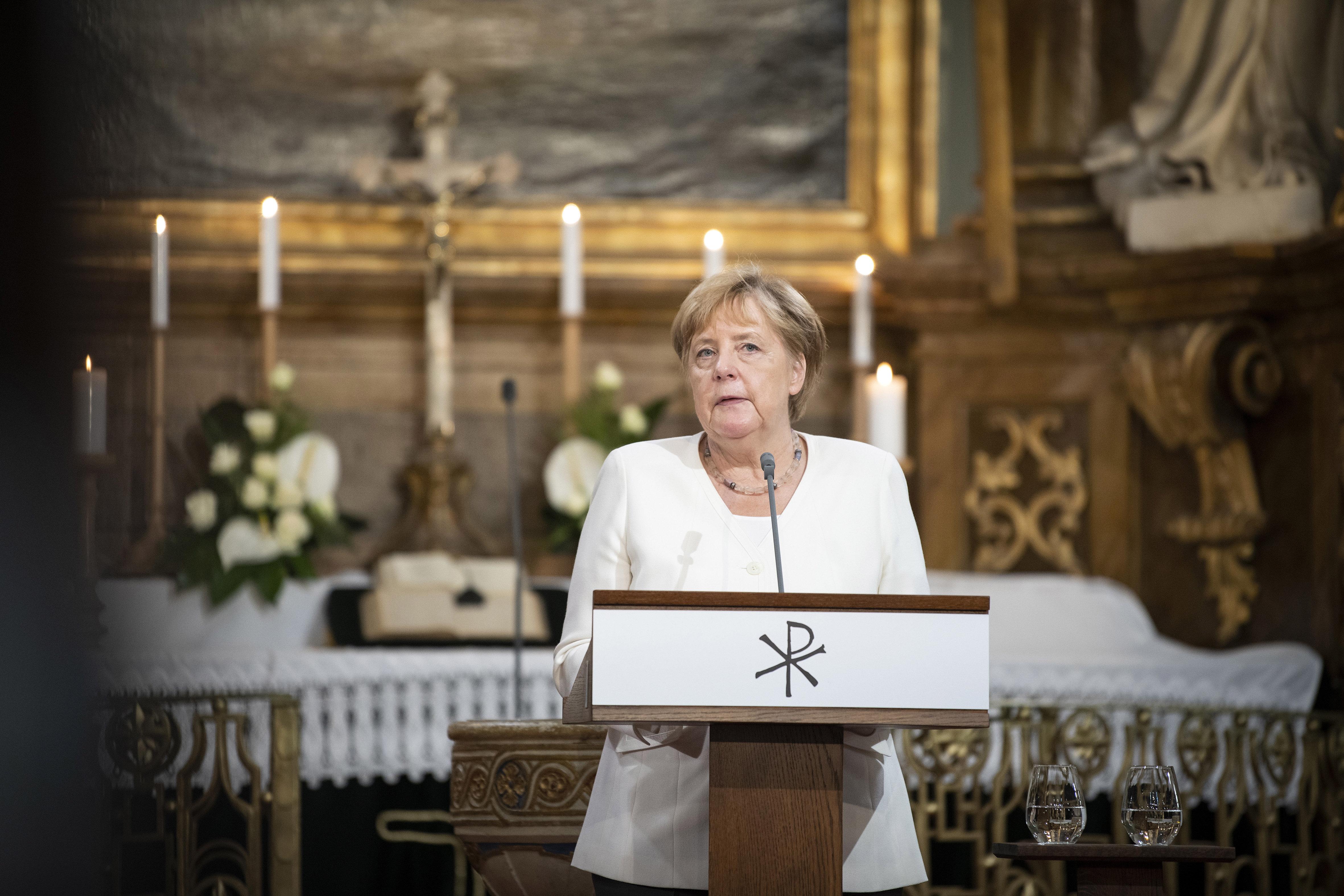 Merkel szerint Magyarország jól használja fel az EU-s forrásokat