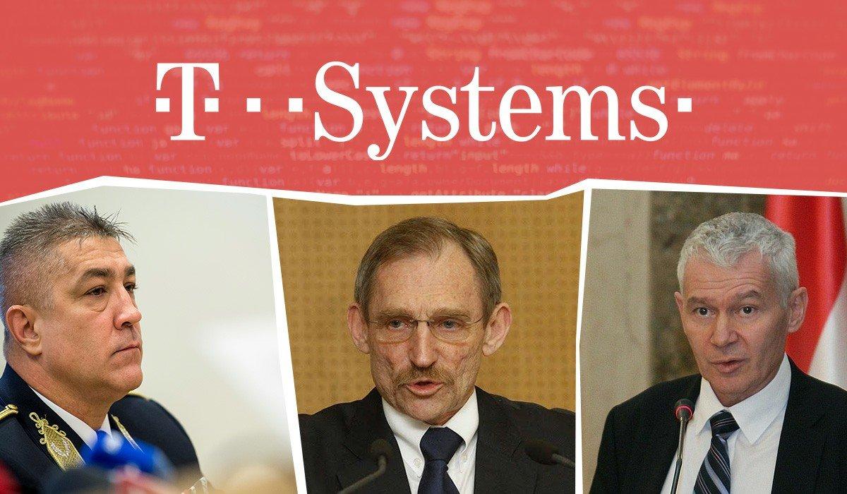 Az ügyészségnek és a titkosszolgálatoknak is beszállított a T-Systems, amit most vesz meg a Mészáros-birodalom korábbi vezetője