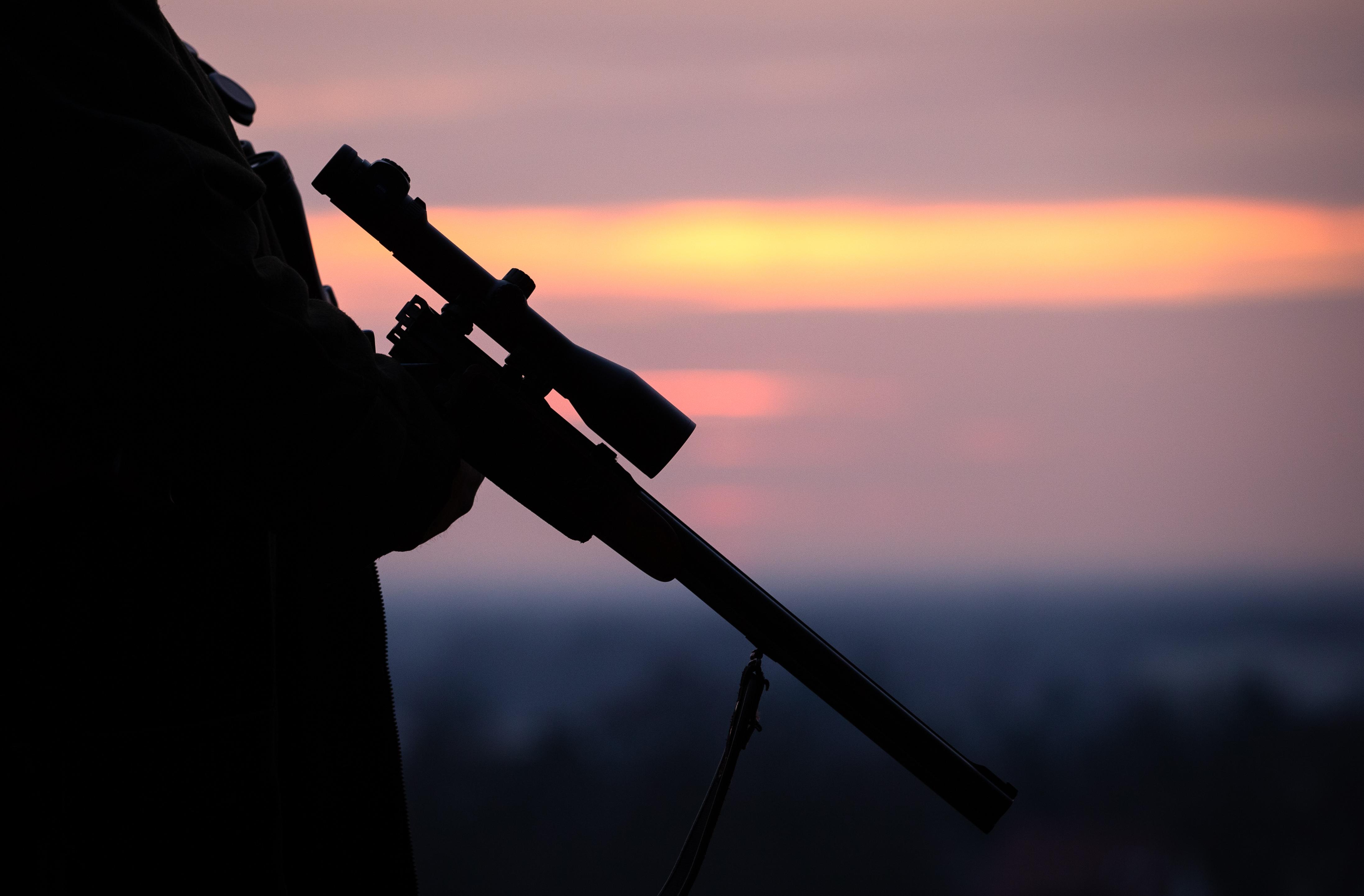 A migránsok által elijesztett vadakért aggódnak a vadászok Csongrádban