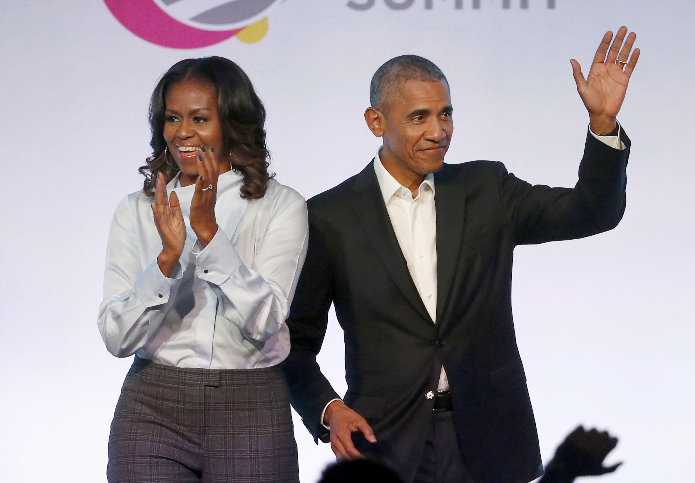 Bemutatkozott a Netflixen az Obama házaspár filmprodukciós cége