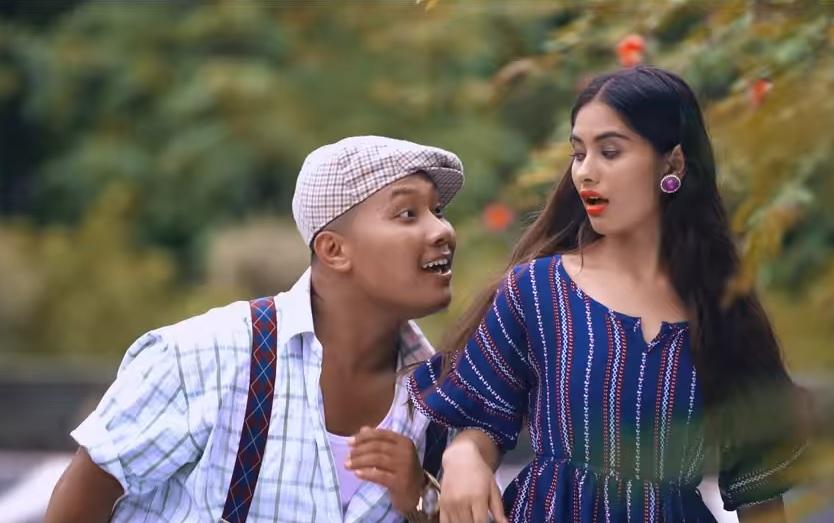 Nepálban szerelmes dal készült Kun Bela címmel
