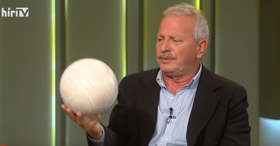 Bödőcs visszavonulhat: Bencsik András egy focilabdán mutatta meg, hogy annyira nem is nagy az Amazonas