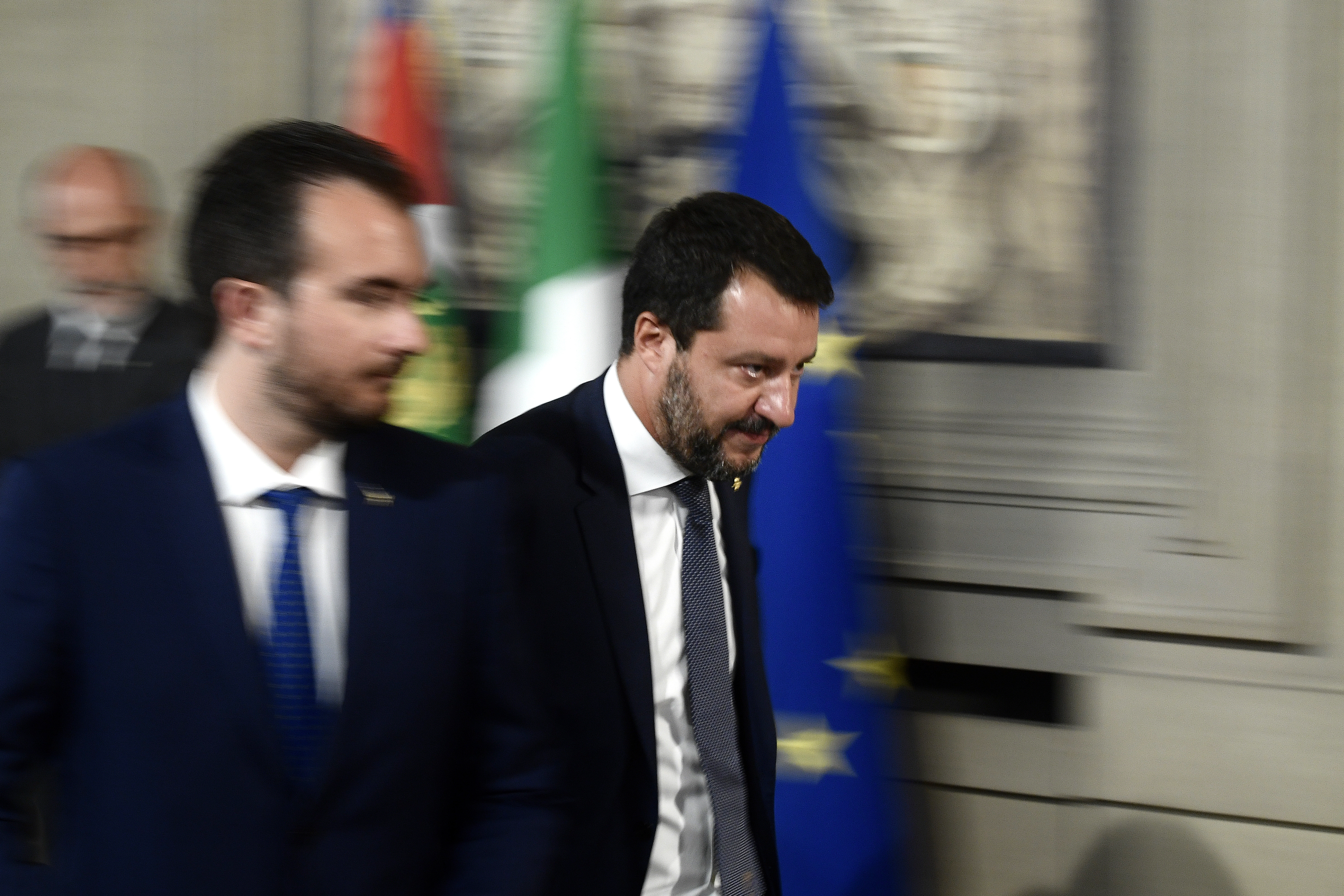 Baloldali párt kerül Salviniék helyére az olasz kormányban