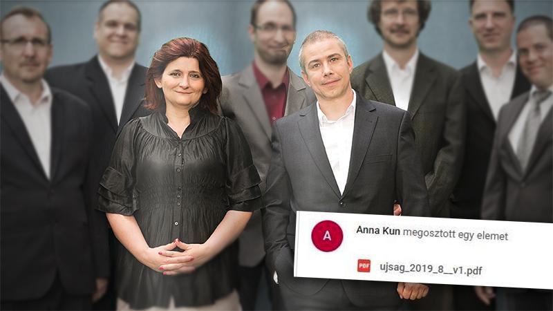 Törökbálinton egy ex-MSZP-s képviselőjelölttől valahogy pont a Fidesz-kampány irányítójához került az ellenzéki összefogás titkos kampányanyaga