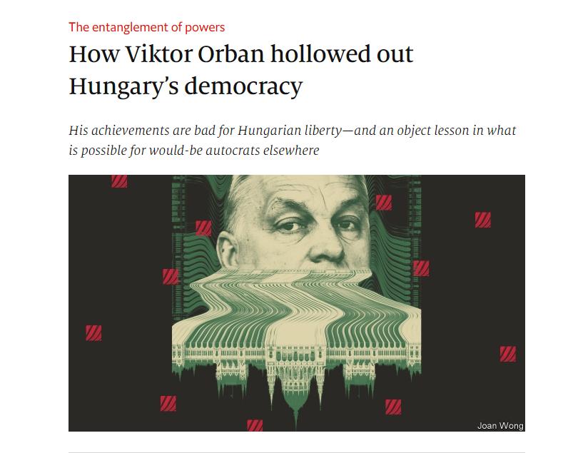 Economist: Magyarország egypárti állam