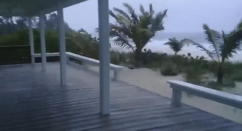 A Föld idei legerősebb hurrikánja elérte a Bahamákat