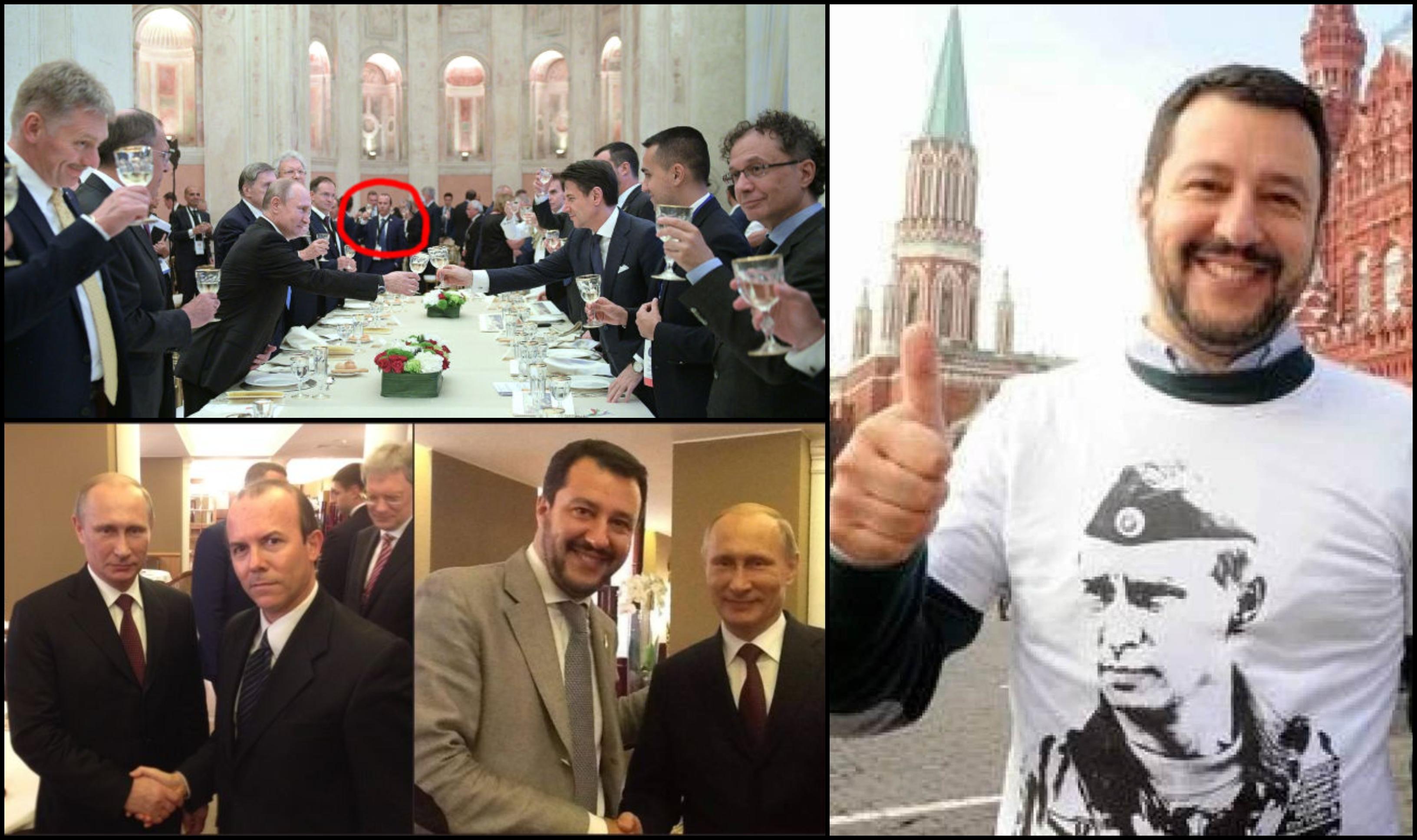 Azonosították a két oroszt, akik a Salvini pártjának szánt titkos dollármilliókról tárgyaltak