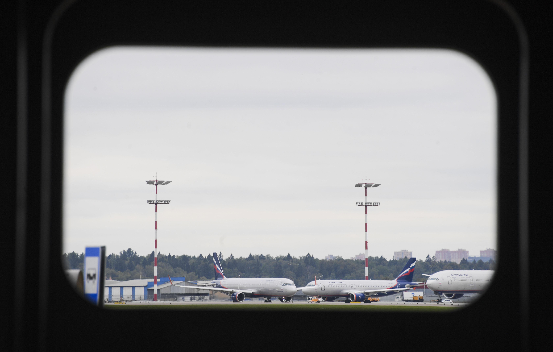 Egymásnak ment két utasszállító a moszkvai Seremetyjevo nemzetközi repülőtéren
