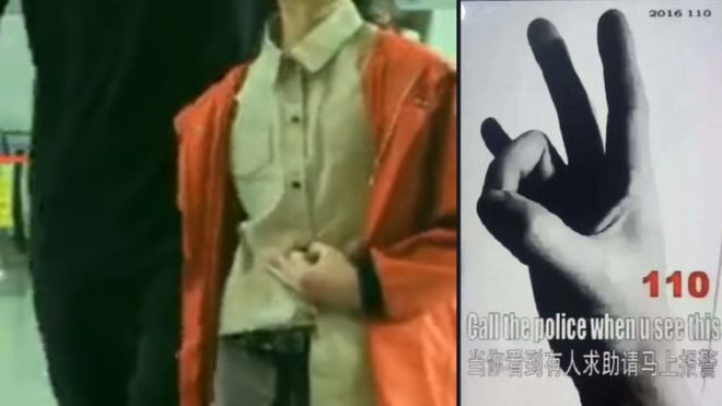 """Újabban az """"OK"""" nemzetközi kézjelzés idegesíti a kínai hatóságokat"""