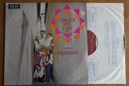 Az Omega brit albuma lett július egyik legdrágább lemeze a Discogson