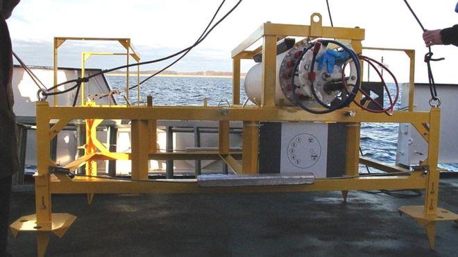 Rejtélyes körülmények között tűnt el egy megfigyelőállomás a Balti-tengerben