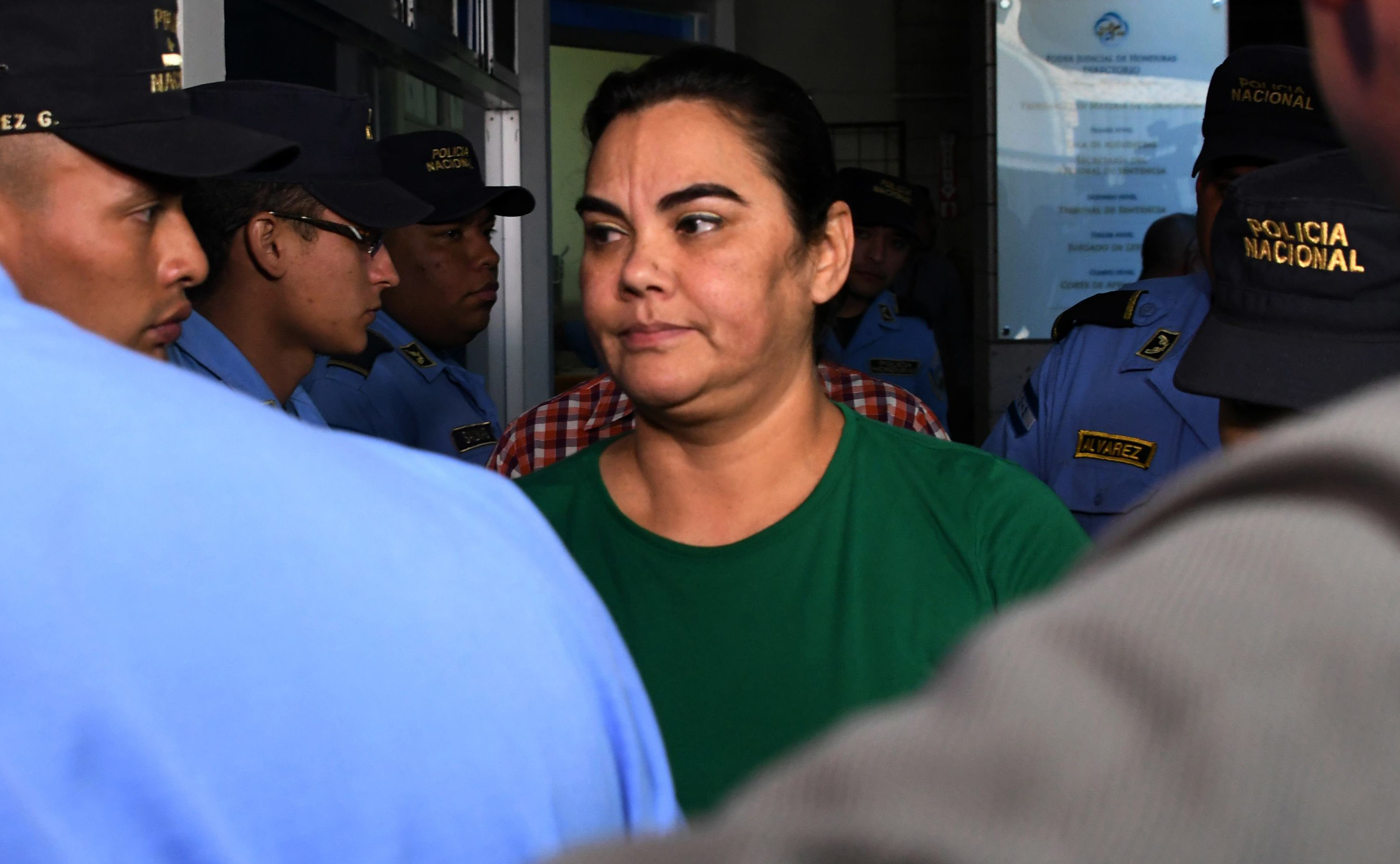 58 év börtönt kapott a volt hondurasi elnök felesége