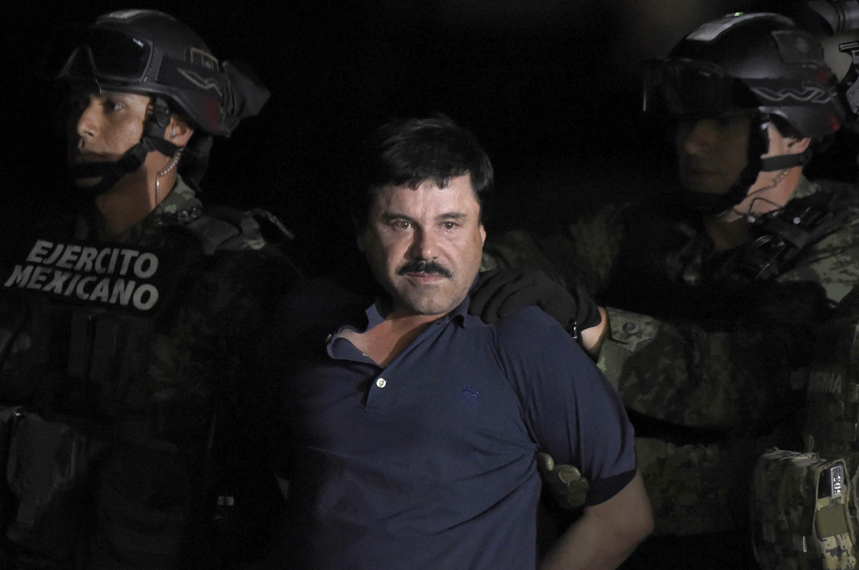 A mexikói elnöknek tetszik az ötlet, hogy El Chapo bennszülöttek között osztaná szét a vagyonát