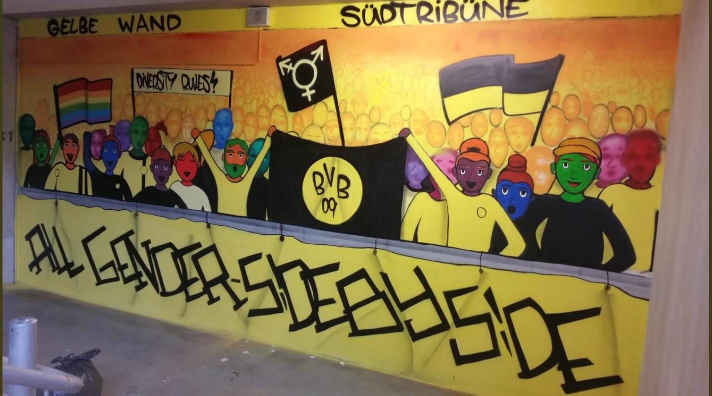 Holokausztkirándulással és a német alkotmánnyal küzd a Dortmund a neonáci fociultrák ellen