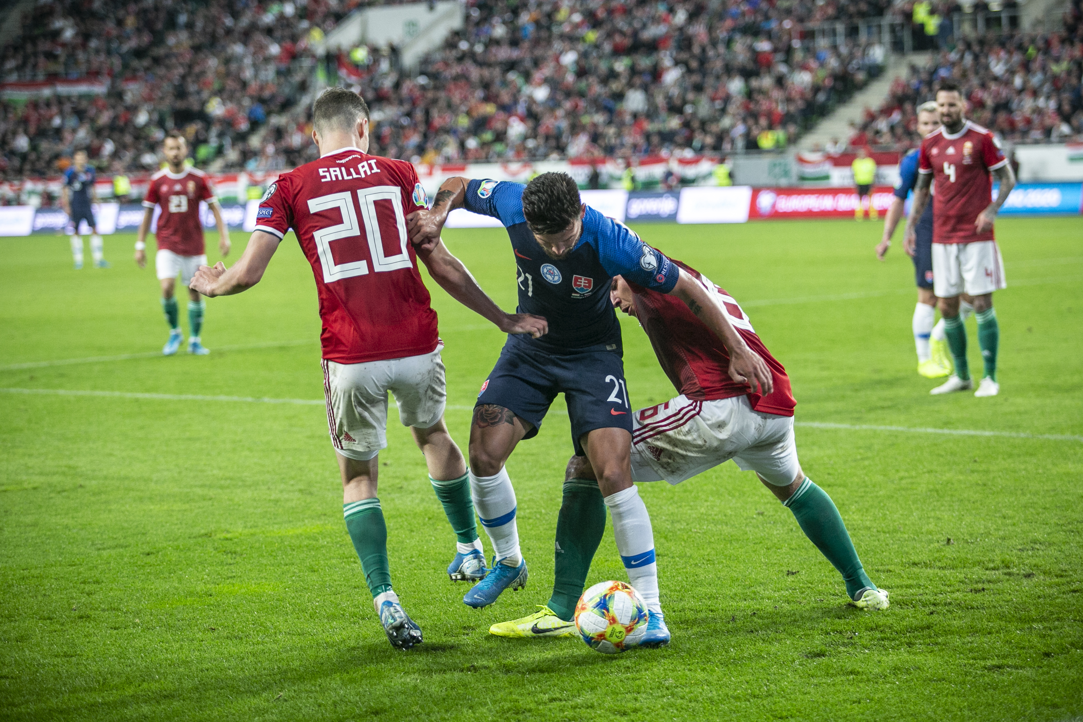 UEFA elnök: Ahol nincsenek nézők, ott nem lesz Eb-meccs