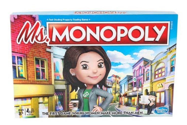 Új, női Monopolyt hoz ki a Hasbro, amiben a nők körönként több pénzt kapnak, mint a férfiak