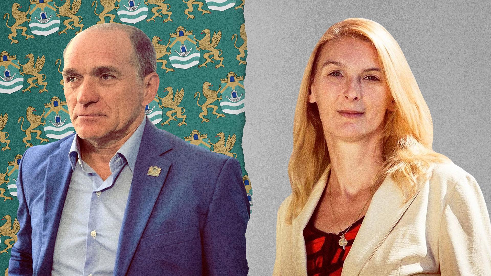 Baranyi Krisztina megnyerte a ferencvárosi választást