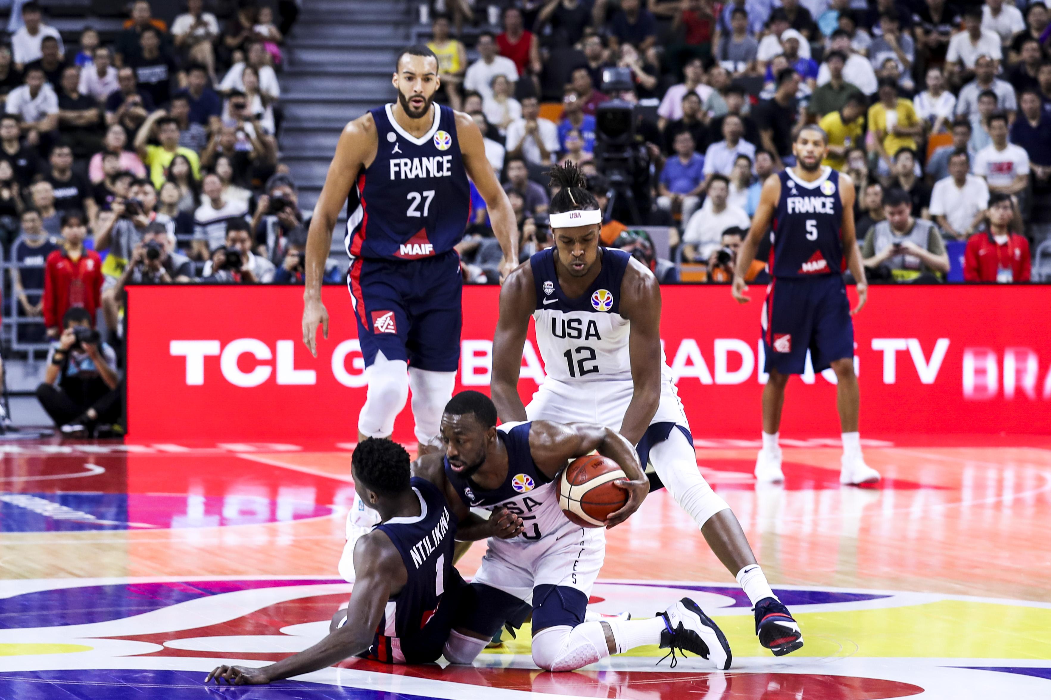A címvédő amerikaiak a negyeddöntőben kikaptak a kosárlabda-vb-n