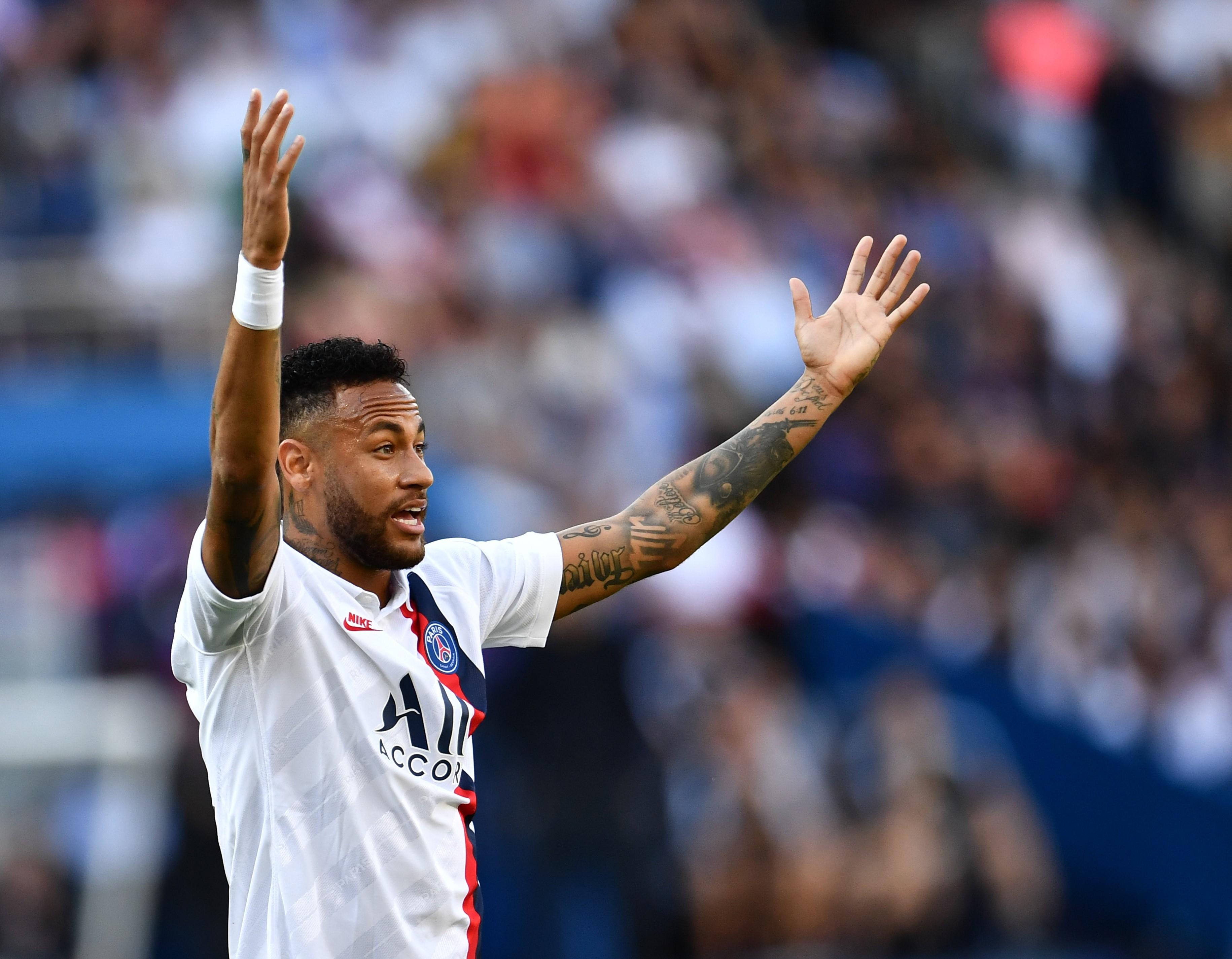 Neymar: Egyedül azt sajnálom, hogy nem vágtam pofán azt a seggfejt