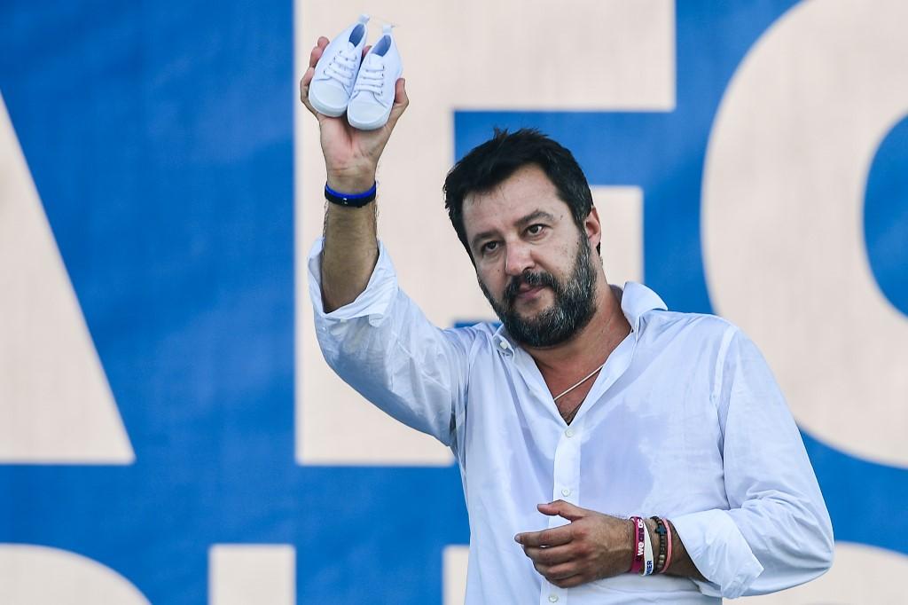 Népszavazásokkal akarja lebénítani az olasz kormányt a hoppon maradt Salvini
