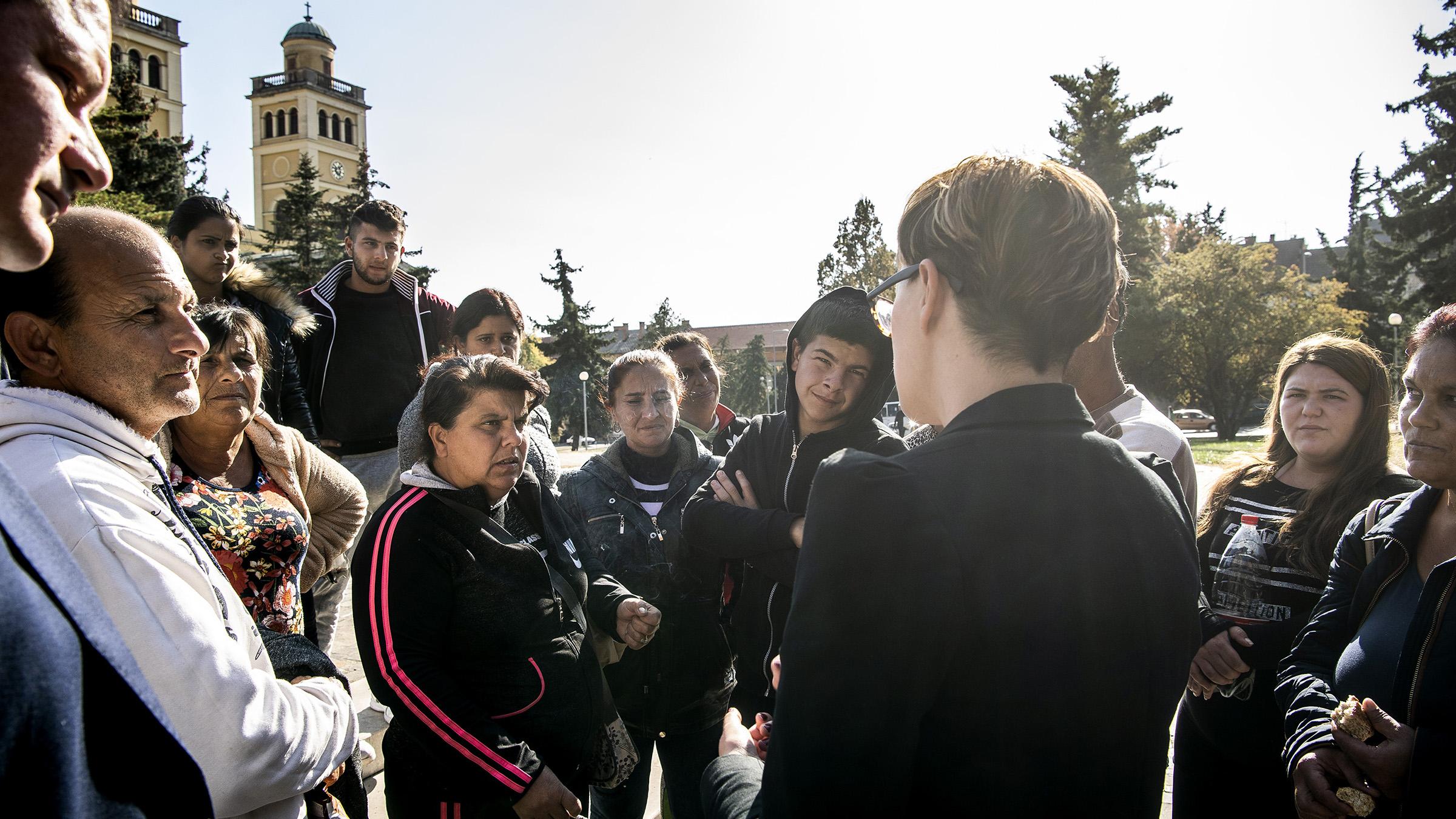 """A fideszes képviselő szerint """"Gyöngyöspatán a roma családok közé dobott milliókkal, az elmúlt évek folyamatos, kiszámítható fejlődése és a nehezen kivívott nyugalom válhat semmivé"""""""