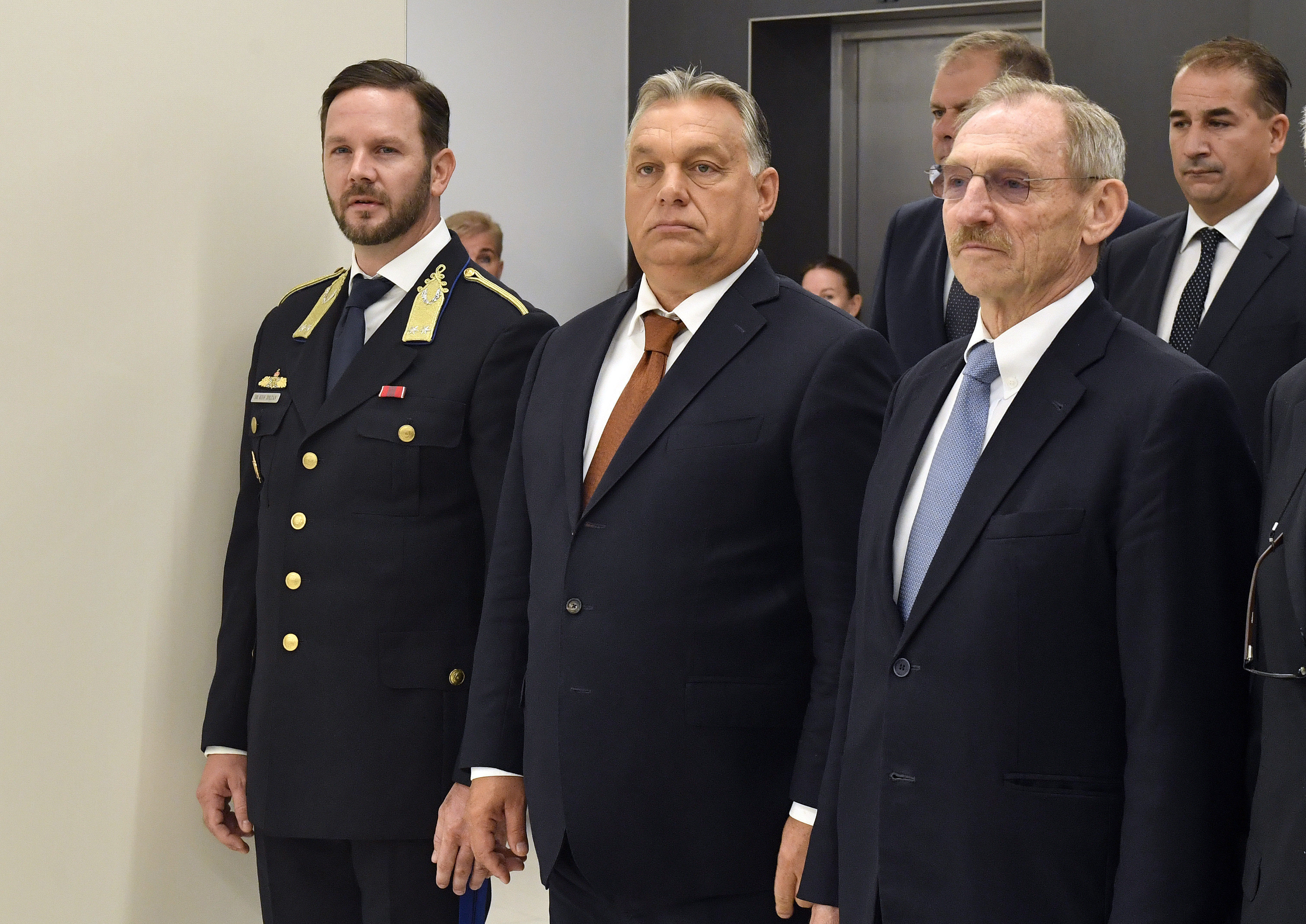Orbán szerint a titkosszolgálat lényegében azt csinálja, amit a kormány