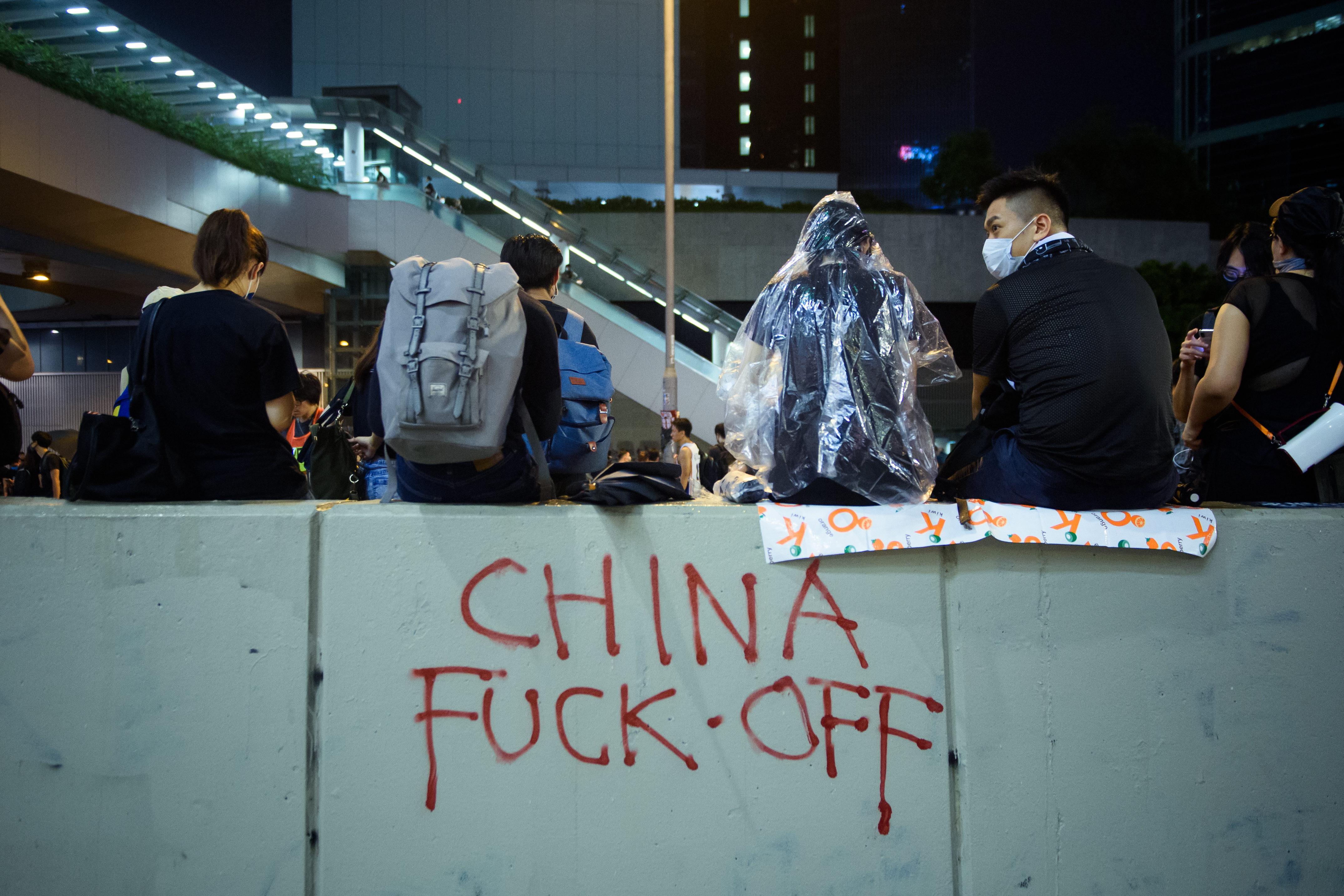 Feloszlatta magát egy demokráciapárti hongkongi párt