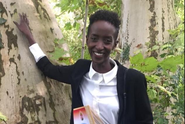 Magyar állampolgár lett Kafiya Said Mahdi, a Szomáliából elmenekült fotómodell